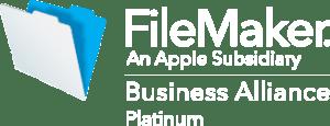 FileMaker Business Alliance Platinum Member