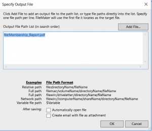 FileMaker 16 supports PDF in FileMaker Web Direct
